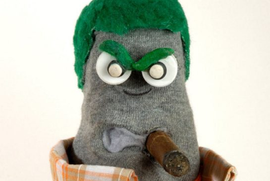 ed-the-sock